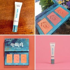 SALE 🎉 ALAMAR blush trio & TARTE base tape primer